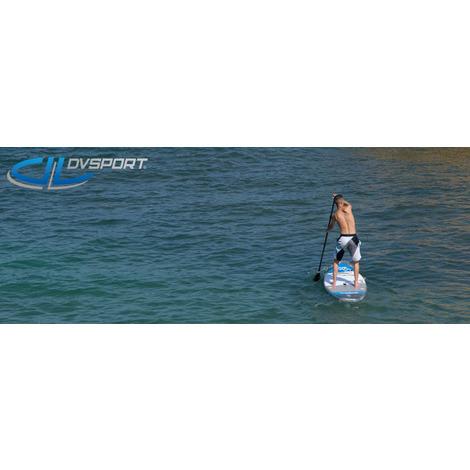 SUP Board Stand Up Paddling Surfboard Sunshine 305x81x12 aufblasbar Paddel ISUP