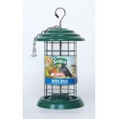 Supa Easy Fill Bird Feed Fort Seed (One Size) (May Vary)
