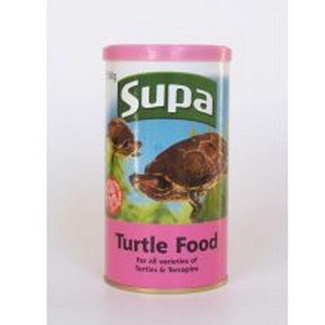 Supa Futter für Wasserschildkröten (60 g) (Mehrfarbig)
