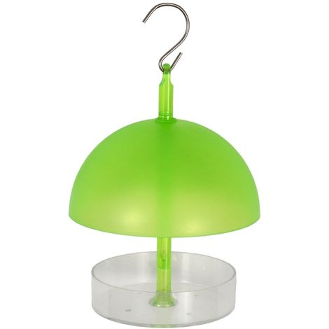 Supa Robin & Small Bird Feeder (One Size) (Green)