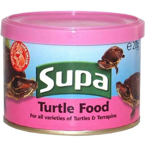 Supa Turtle Food (20g) (May Vary)