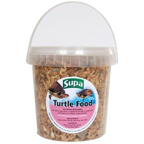 Supa Turtle Food Superior Mix
