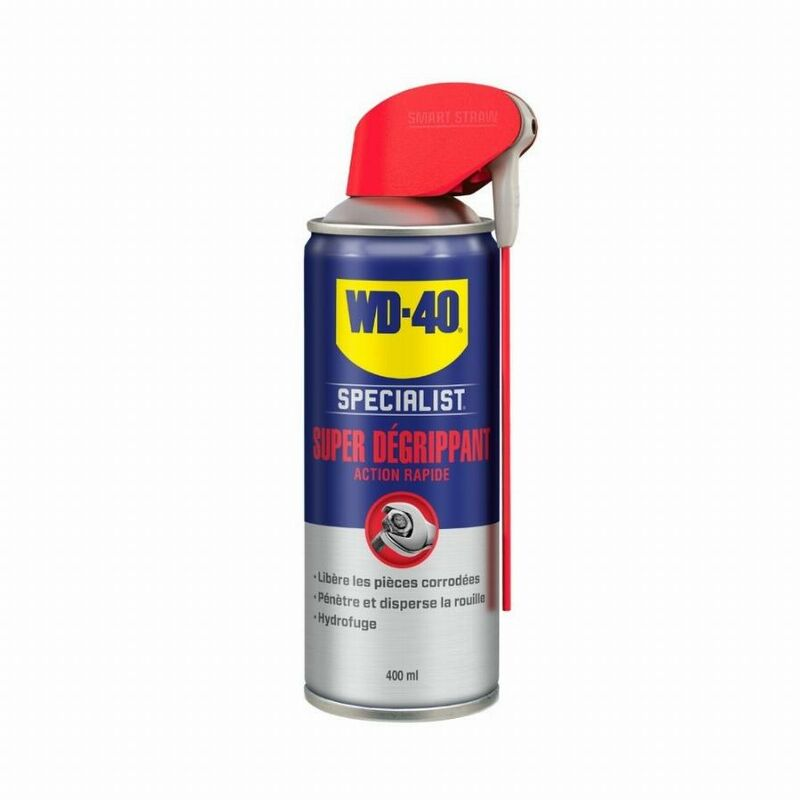 Super dégrippant WD40 Specialist - 400ml - Lot de 12 - 33348