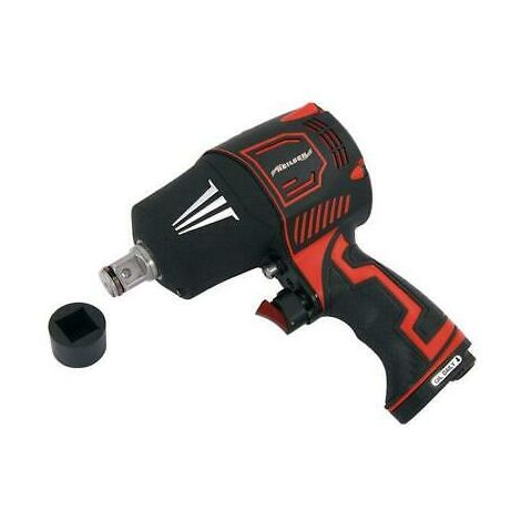 "Super Duty 3/4"" Dr Air Impact Wrench Twin Hammer"
