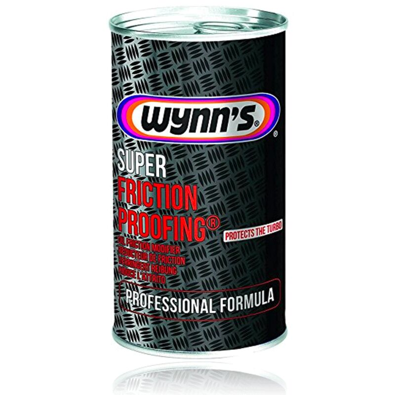 Wynns - Wynn's Anti usure moteur Super Friction proofing 325ml