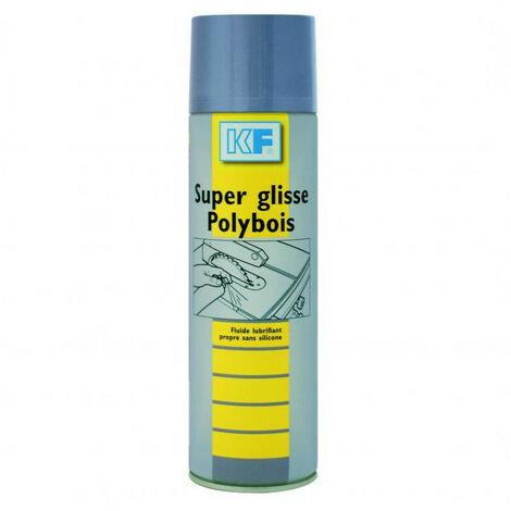 Fluide lubrifiant super glisse poly bois