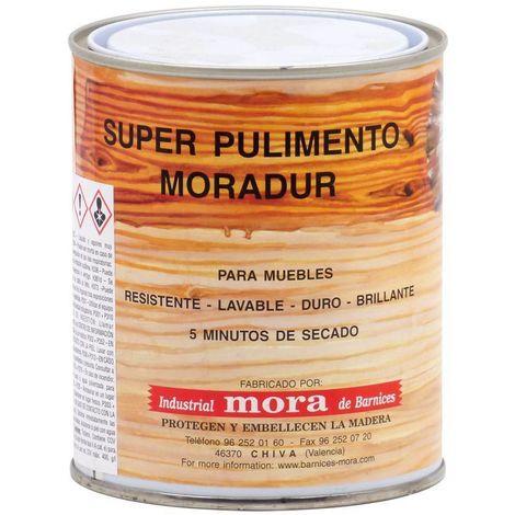 Súper pulimento Moradur 1L
