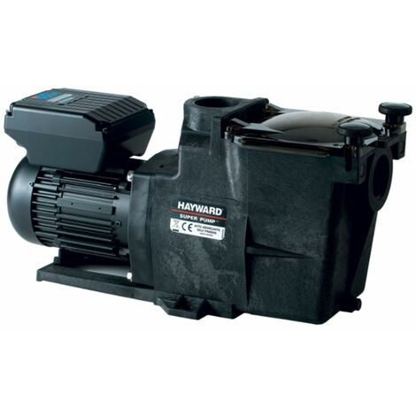 Super pump pompe à vitesse variable - 1 cv vstd