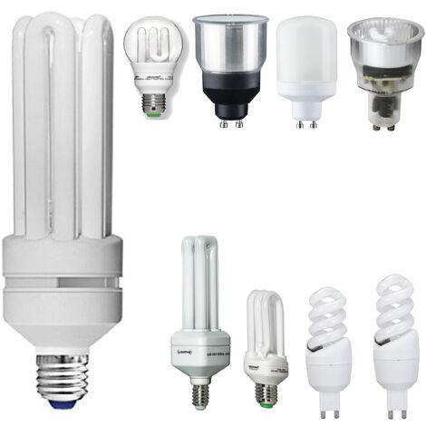 SUPER SALE Energiesparlampen Paulmann MüllerLicht MEGAMAN 2W-30W G9 GU10 E14 E27
