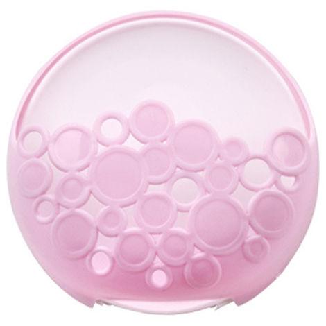 Super Suction Soap Holder Pink