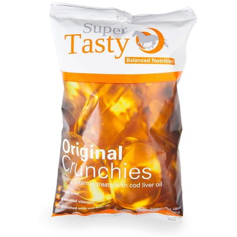 Super Tasty Crunchies (Pack Of 12)