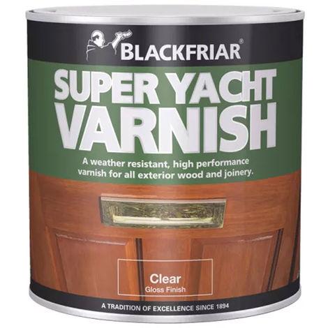 Super Yacht Varnish