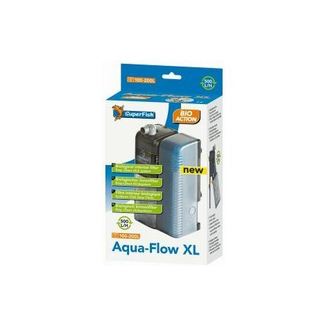 SuperFish Aqua-Flow XL Filter 500 L/H x 1 (573820)