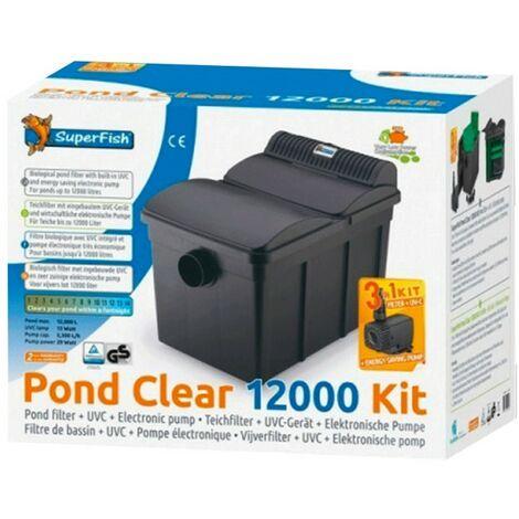 Superfish Pond Clear 6000 kit
