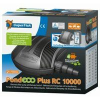 SuperFish Pond Eco Plus E Remote Control 10000 x 1 (676197)