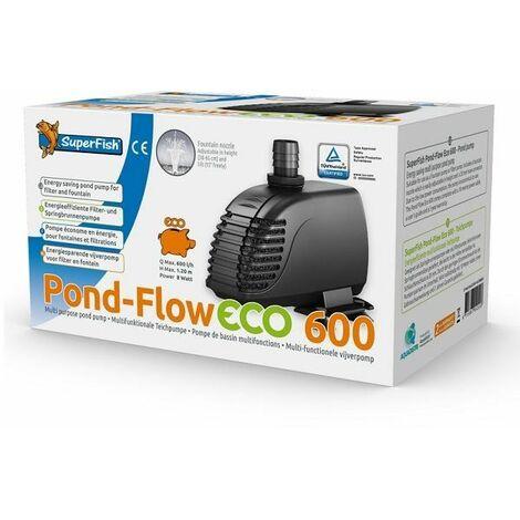 SuperFish Pond Flow Eco 1000 1,000L/h 12w x 1 (676015)