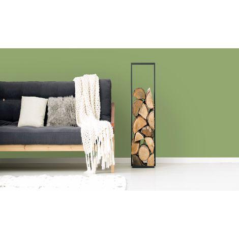 Superfresco Easy Dark Green Uni Elegant Leaves Plain