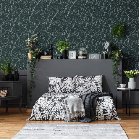 Superfresco Easy Green innocence Floral Wallpaper