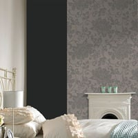 Superfresco Easy Jacquard Mushroom Floral Wallpaper (Was £16)
