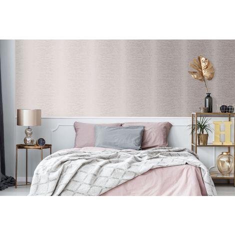 Superfresco Easy Sloane Pink Stripe Wallpaper