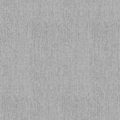 Superfresco Matrix Textured Plain Metallic Charcoal Grey Wallpaper (Was £16)