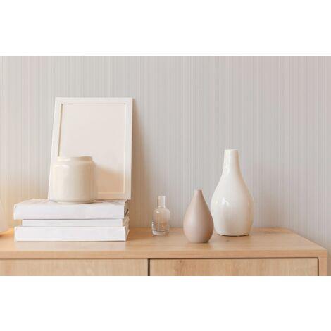 Superfresco Paintable Carrera White Durable Heavy Duty Wallpaper