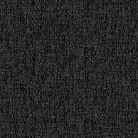 Superfresco Rhea Textured Shimmer Plain Black Wallpaper