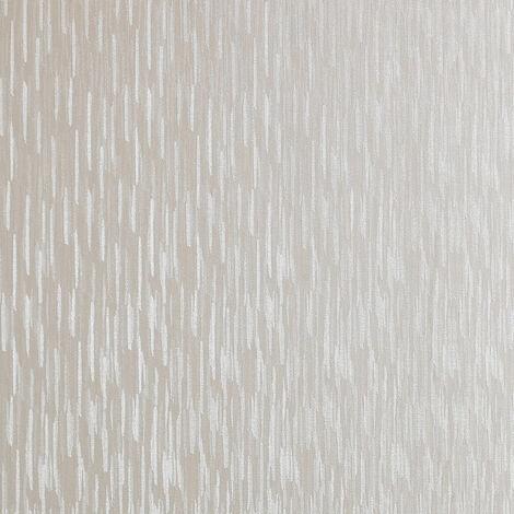 """main image of """"Superfresco Silken Stria White Shimmer Wallpaper"""""""