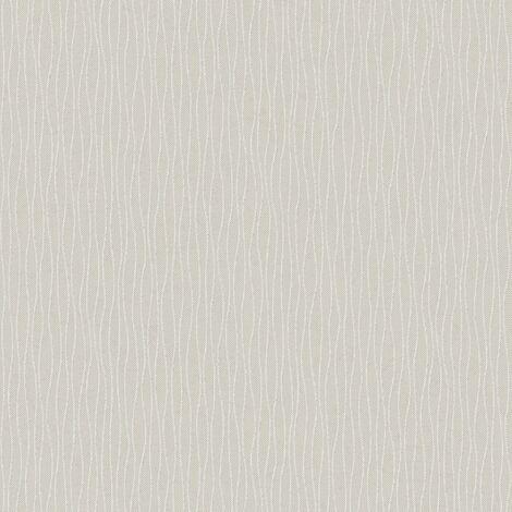 Superfresco Vienna Glitter Textured Cream / Silver Wallpaper