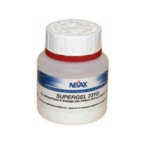 Supergel 231 gel : Pot de 200g