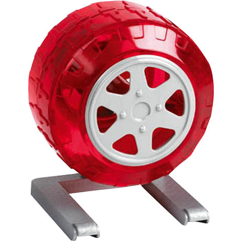 Superpet Wheel N Around Hamster Exercise Wheel (One Size) (Red)