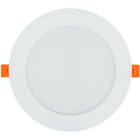 Downlight LED Slim Rotondo 12W Bianco Naturale 4000K - 4500K - 63088_123556
