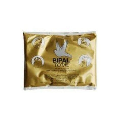 "main image of ""suplemento BIPAL TOTAL SOBRE para aves, vitaminas, minerales y aminoácidos bolsa 500 gr."""