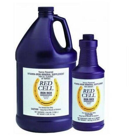 Suplemento Vitaminico RED CELL EQUINOS 3.6 litros