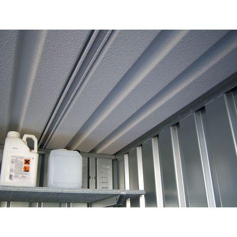 Supplément de prix pour revêtement anti-condensation - pour l x p 6075 x 2875 mm - dessous du toit