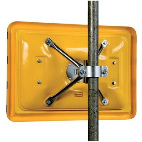 Support 1 CP/TM/TMI avec serrage 50-80 mm