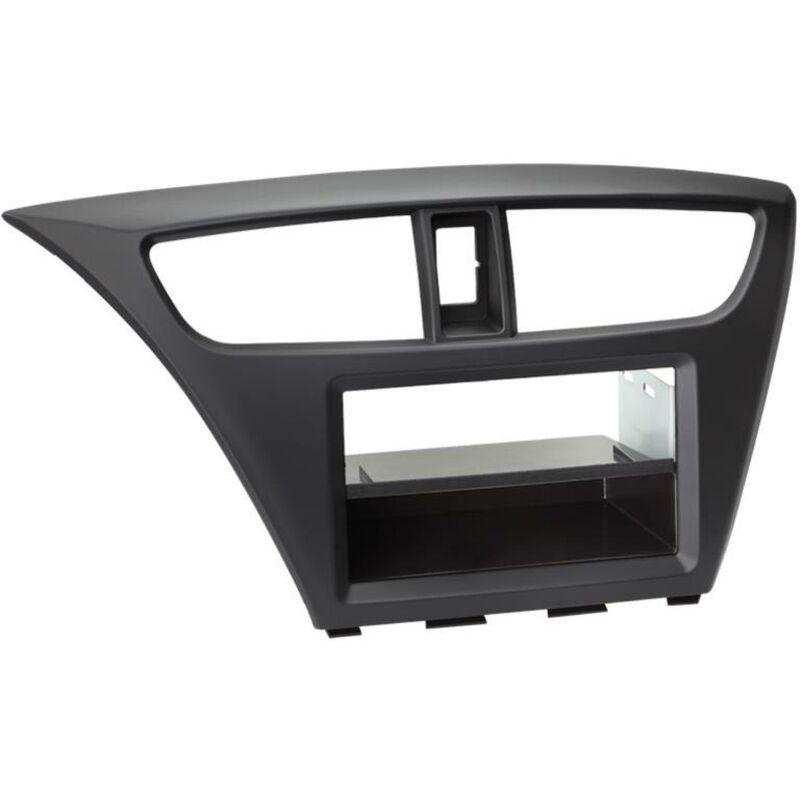 Support 2Din compatible avec Honda Civic ap12 - vide poche - Noir