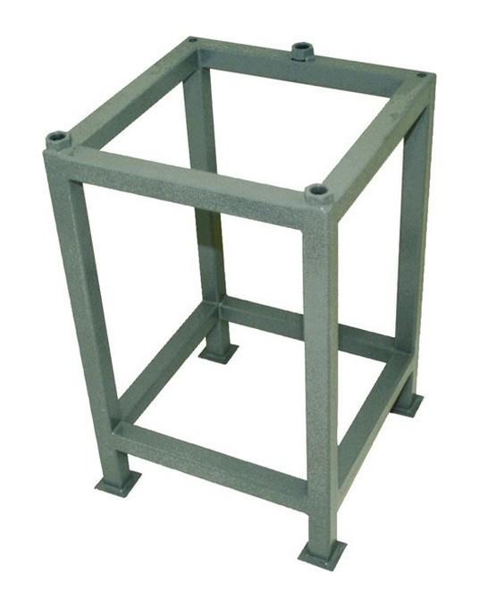 Support à cornières, Pour dimensions de plaques : 800 x 500 mm, Poids 44 kg