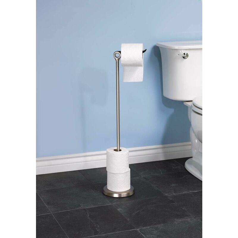 Support à papier toilettes moderne Tucan - 023320-410