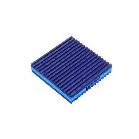 Support anti-vibrations EVA 100x100x20 mm