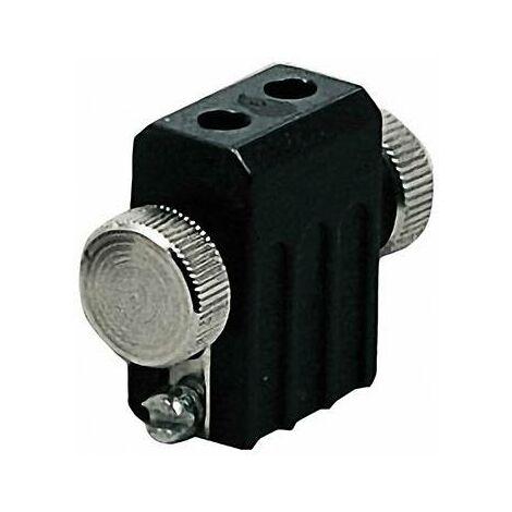 Support d'ampoule GX5.3 noir-97845 Paulmann S47807