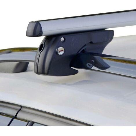 Support de charge Fischer Fahrrad TopLine L 1,20m (L x l x h) 119 x 14.5 x 7.5 cm 1 paire(s)