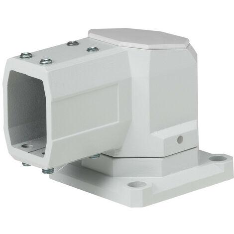 Support de fixation coudée 300° avec butée pour suspension pupitre de commande Atlantic axis (035762)