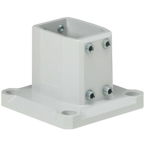 Support de fixation droite pour suspension pupitre de commande Atlantic axis (035760)