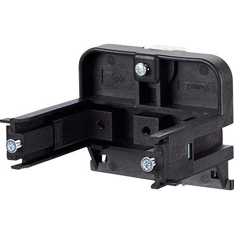 Support de montage BTR fourni. Adapté pour montage sur rail DIN 55 mm3 R02599