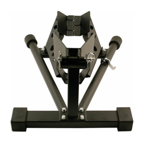 Support de moto/cale de roue
