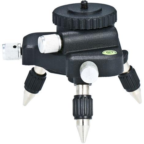 """main image of """"Support de niveau laser Support de metre de ligne laser Emballage en carton noir"""""""