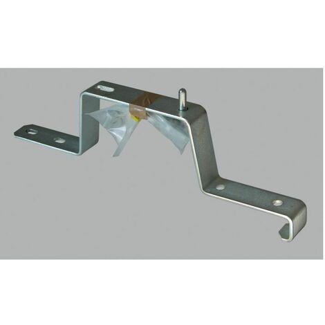 Support de roue de secours latéral réglable Trax