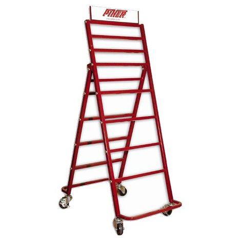 Support de serre-joints à roulettes en métal - 14003 - Piher