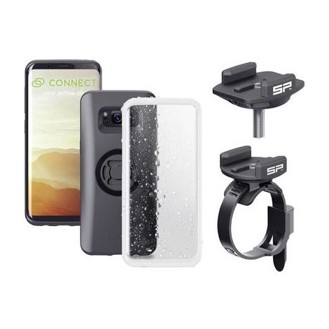 Support de smartphone pour guidon SP Connect SP BIKE BUNDLE S8/S9 53411 noir 1 set
